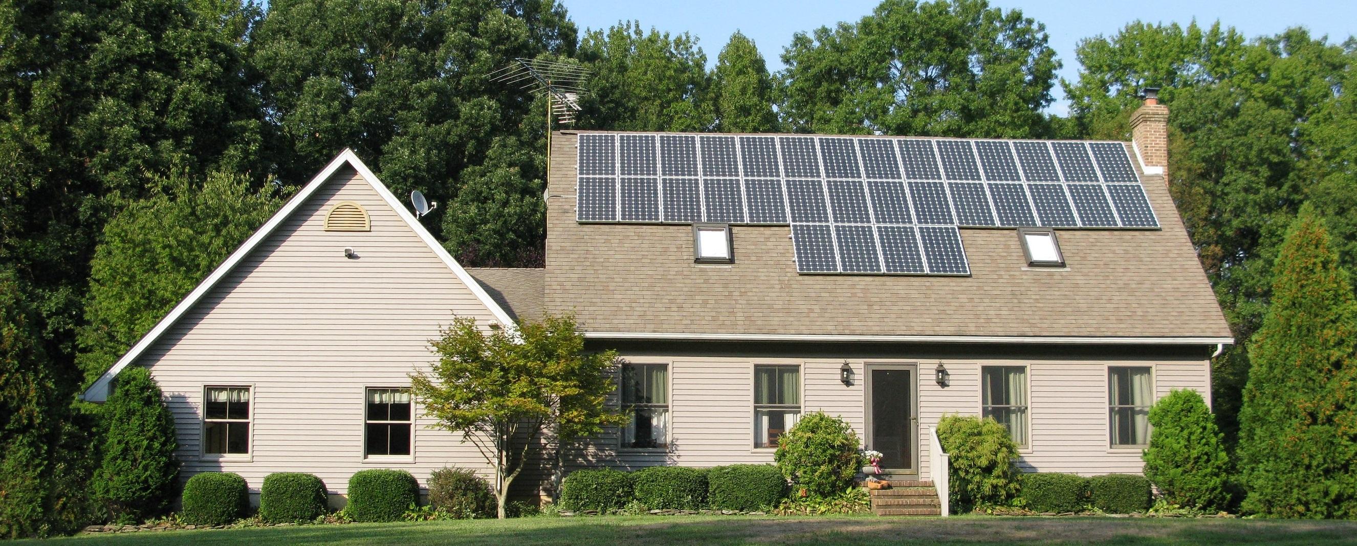 Solar Power Energy Companies, Home Solar Panel Installation