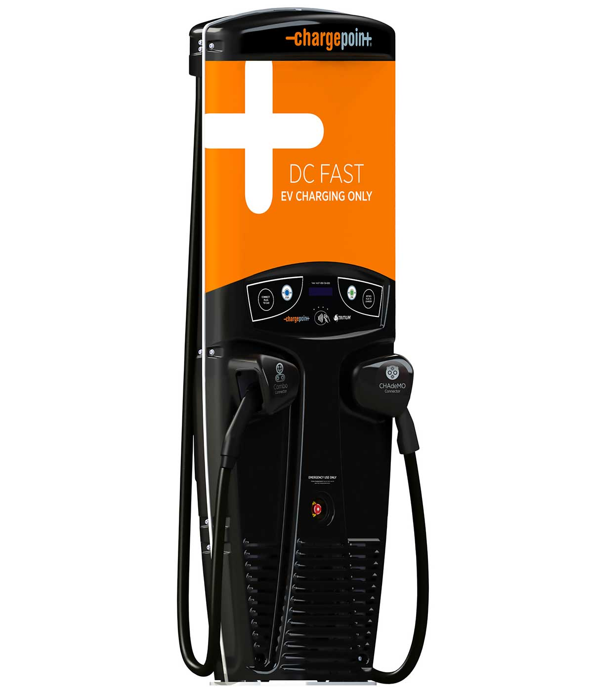 Level 3 Charge Point charger